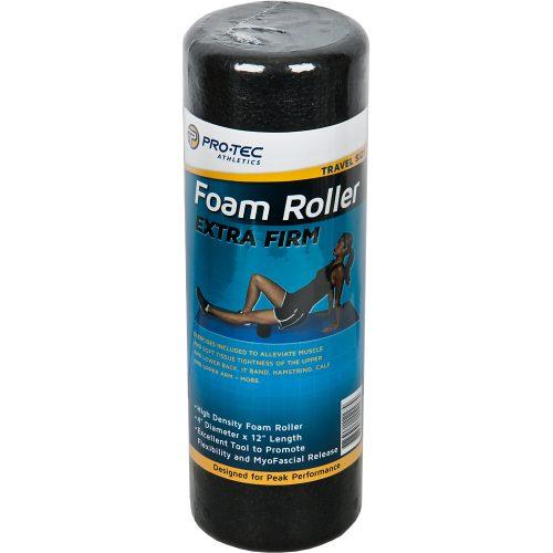"Pro-Tec Foam Roller Travel Size Extra Firm 4""x 12"": Pro-Tec Sports Medicine"