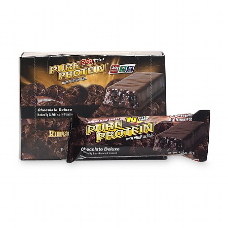 Pure Protein Snack Bar Chocolate Deluxe - 1.75 oz.