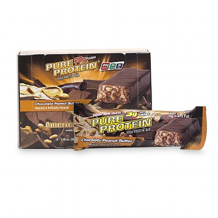 Pure Protein Snack Bar Chocolate Peanut Butter - 1.75 oz.