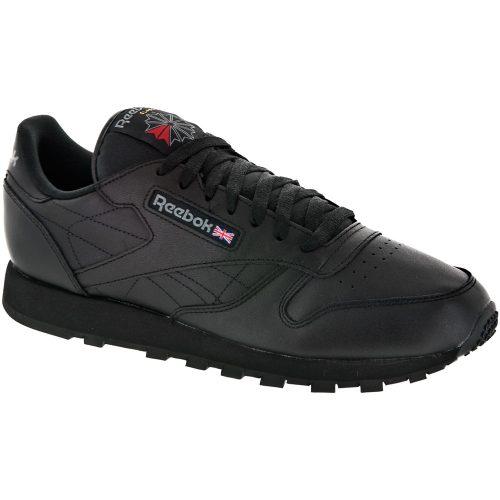 Reebok Classic Leather: Reebok Men's Running Shoes Black