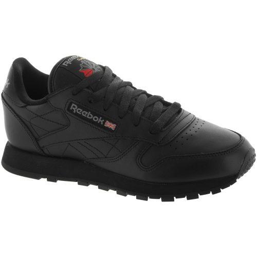 Reebok Classic Leather: Reebok Women's Running Shoes Black