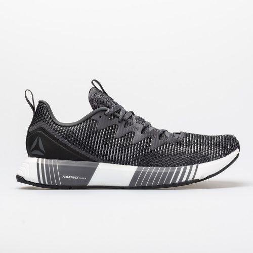 Reebok Fusion Flexweave: Reebok Men's Running Shoes Ash Grey/Tin Grey/Coal/Primal Red