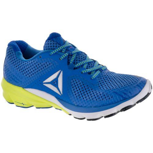 Reebok OSR Harmony Road: Reebok Women's Running Shoes Echo Blue/Awesome Blue/Fire Coral