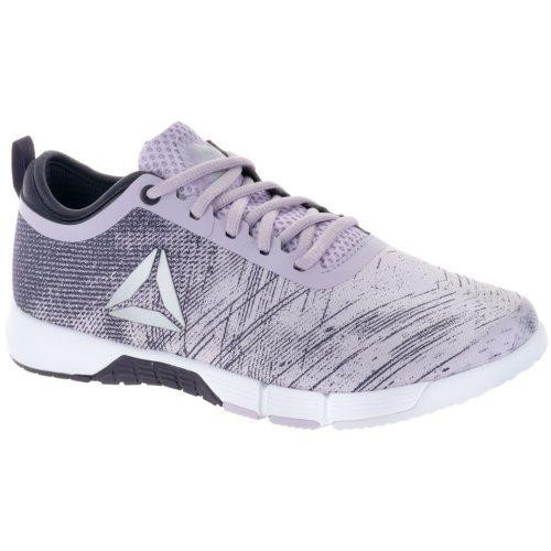 Reebok Speed Her TR: Reebok Women's Training Shoes Quartz/Smokey Volcano/White/Silver