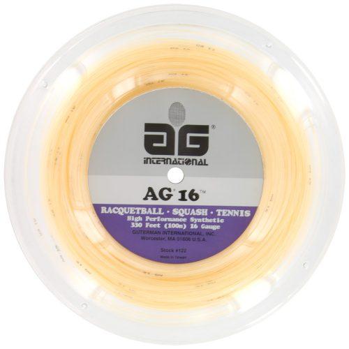 Reel - AG Synthetic Gut 16G 330': AG International Tennis String Reels