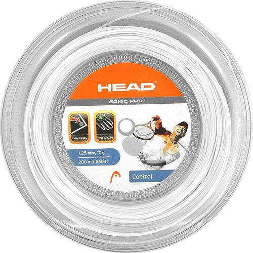 Reel - HEAD Sonic Pro 17 660: HEAD Tennis String Reels