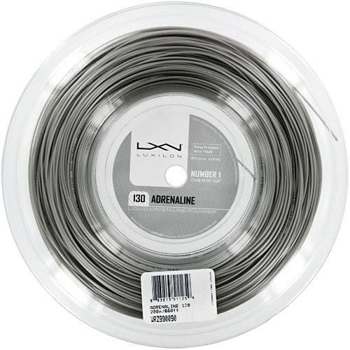 Reel - Luxilon Adrenaline 130 660: Luxilon Tennis String Reels