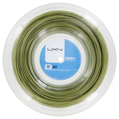 Reel - Luxilon Big Banger Ace 112 720: Luxilon Tennis String Reels