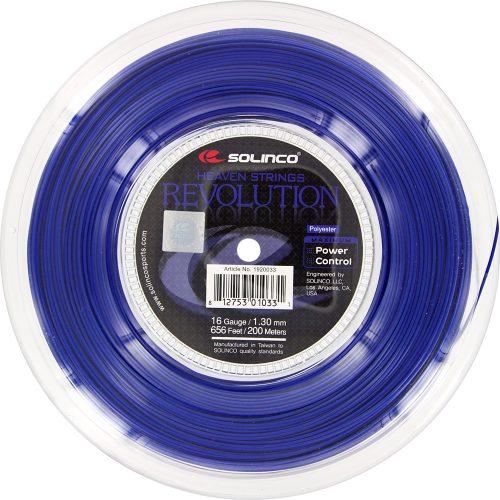 Reel - Solinco Revolution 16 1.30 656: Solinco Tennis String Reels