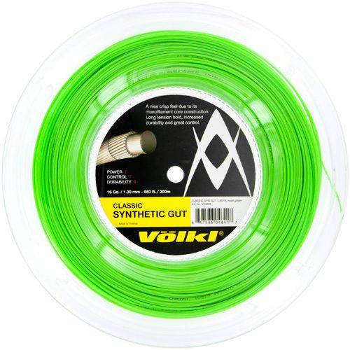 Reel - Volkl Classic Synthetic Gut 16: Volkl Tennis String Reels