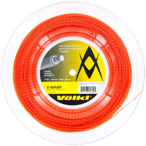 Reel - Volkl V-Wrap 17: Volkl Tennis String Reels