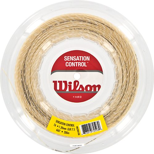 Reel - Wilson Sensation Control 16 660: Wilson Tennis String Reels