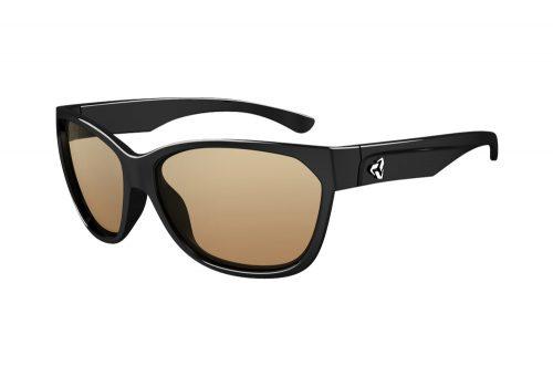 Ryders Eyewear Kat Sunglasses - Women's - black/brown lens 47%-15%, one size