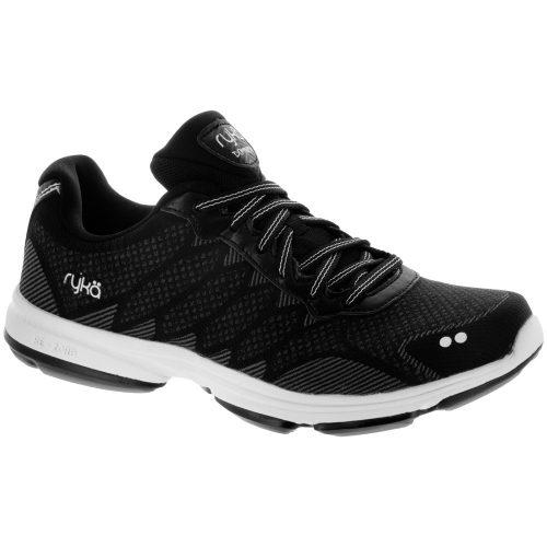 Ryka Dominion: ryka Women's Walking Shoes Black/White