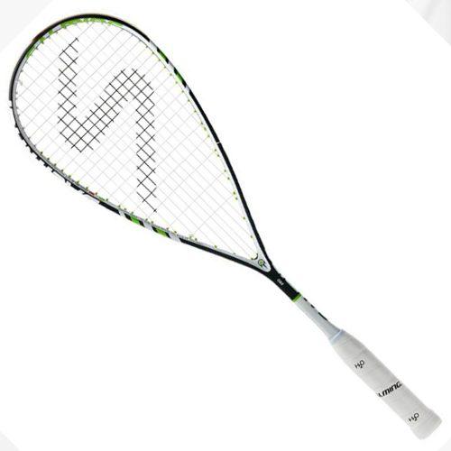 Salming Canonne Pro Black: Salming Squash Racquets