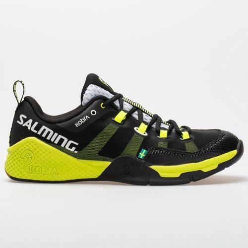 Salming Kobra: Salming Men's Indoor, Squash, Racquetball Shoes Black/Yellow