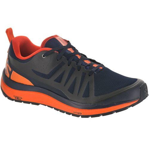 Salomon Odyssey Pro: Salomon Men's Walking Shoes Navy Wil/Flame/Fiery Red