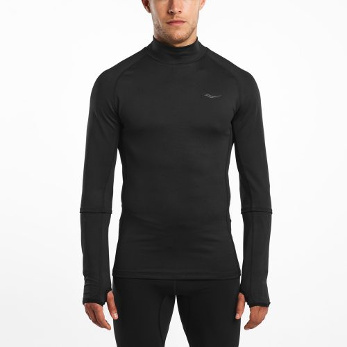 Saucony Altitude Baselayer 2.0 Top: Saucony Men's Running Apparel Fall 2017