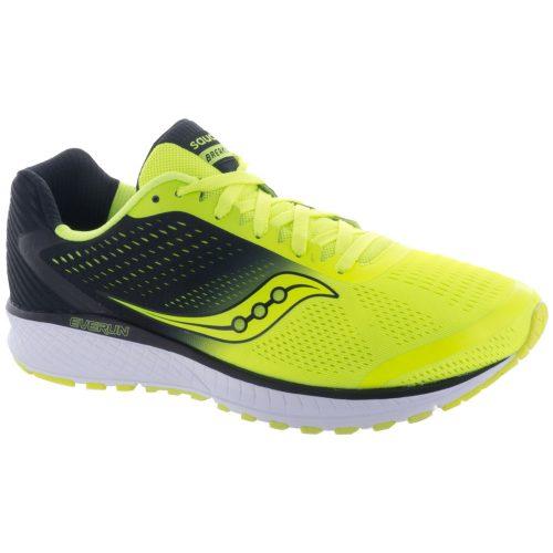 Saucony Breakthru 4: Saucony Men's Running Shoes Citron/Black