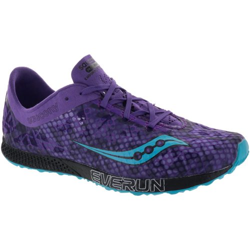 Saucony Endorphine Racer 2: Saucony Women's Running Shoes Purple/Teal