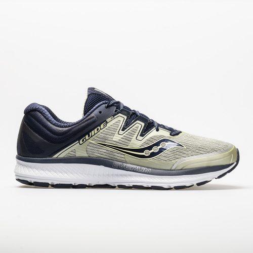 Saucony Guide ISO: Saucony Men's Running Shoes Grey/Navy