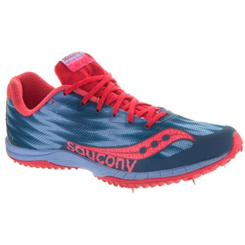 Saucony Kilkenny XC5: Saucony Women's Running Shoes Lavender/Red