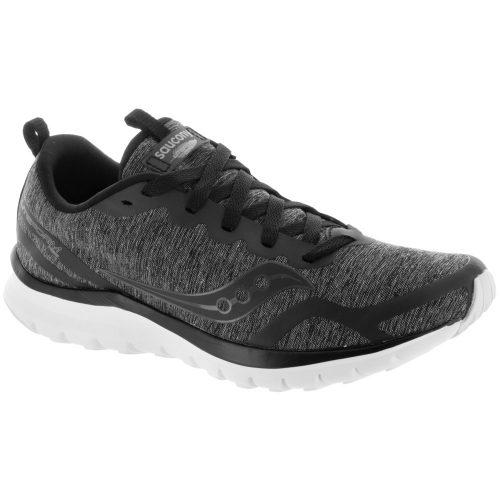 Saucony Liteform Feel: Saucony Men's Running Shoes Black