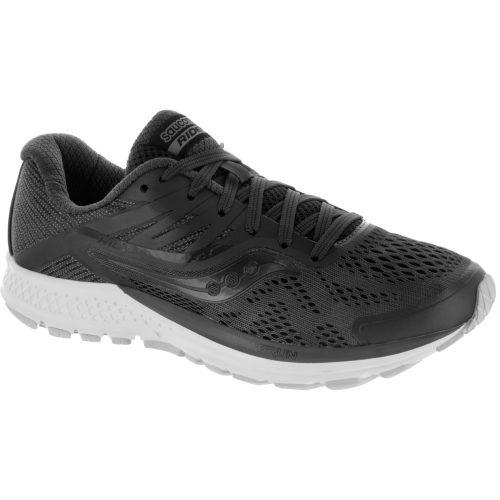 Saucony Ride 10: Saucony Men's Running Shoes Gunmetal