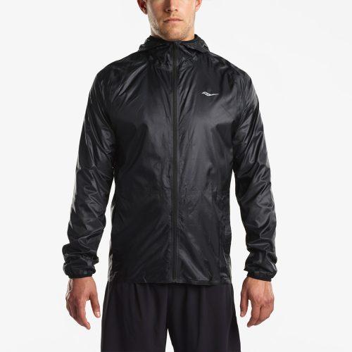 Saucony Taper Jacket: Saucony Men's Running Apparel