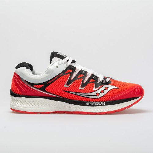 Saucony Triumph ISO 4: Saucony Women's Running Shoes ViZi Red/Black/White