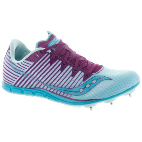 Saucony Vendetta 2: Saucony Women's Running Shoes Light Blue/Purple