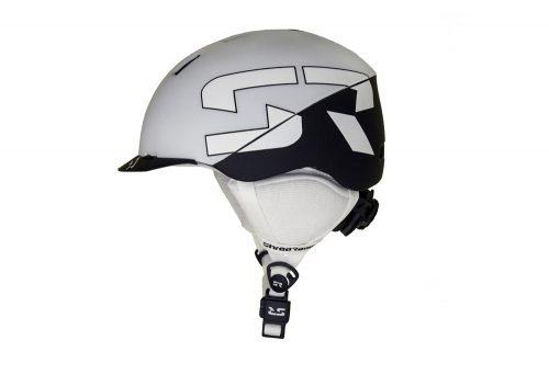 Shred Ready Eleven Helmet - black/white, large