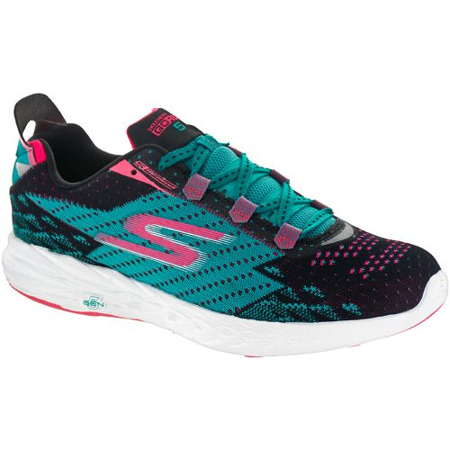 Skechers GOrun 5: Skechers Performance Women's Running Shoes Black/Teal