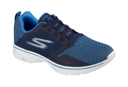 Skechers Go Walk 4 Shoes - Men's - blue, 11.5