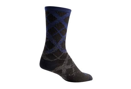 "Sock Guy Wool Crew 6"" Fade Socks"