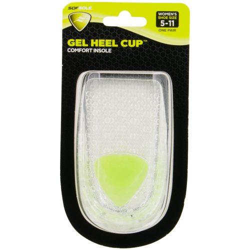 Sof Sole Gel Heel Cup: Sof Sole Women's Insoles