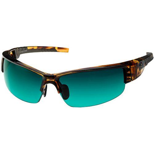 Solar Bat Leverage 25 Tennis Sunglasses Light Tortoise/Brown: Solar Bat Sunglasses