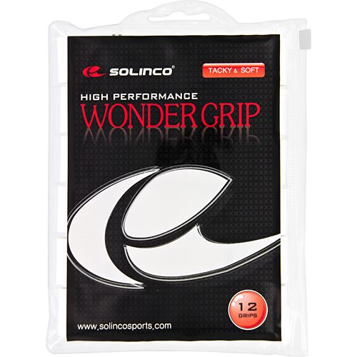 Solinco Wonder Grips Overgrips 12 Pack: Solinco Tennis Overgrips