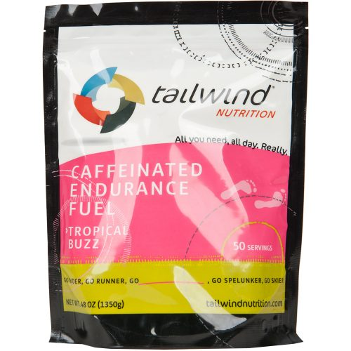 Tailwind Caffeinated Endurance Fuel Drink 50-Servings: Tailwind Nutrition Nutrition