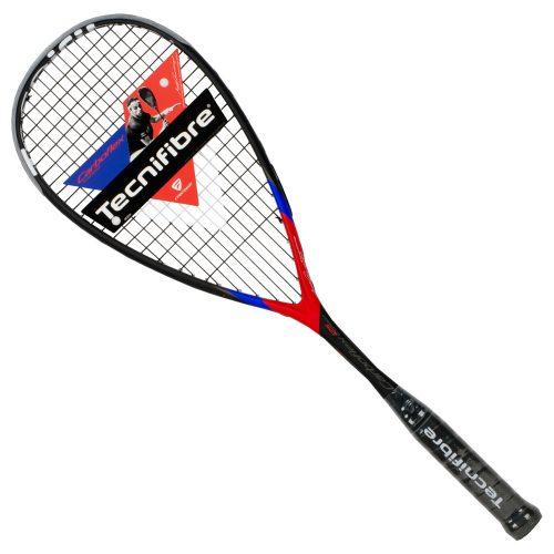 Tecnifibre Carboflex 125 X-Speed: Tecnifibre Squash Racquets