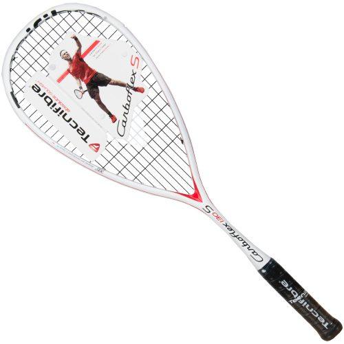 Tecnifibre Carboflex 130 S: Tecnifibre Squash Racquets