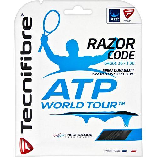 Tecnifibre Razor Code 16 1.30: Tecnifibre Tennis String Packages