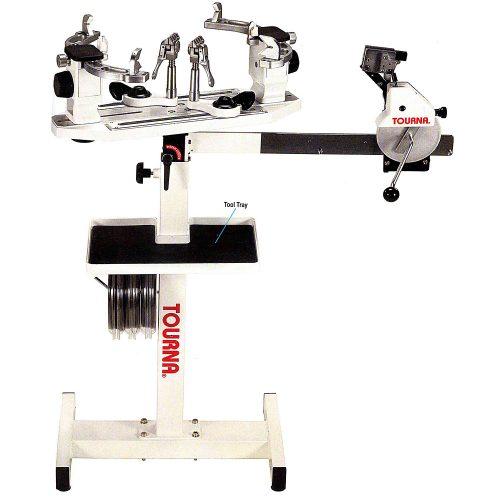 Tourna 300-CS Stringing Machine: Tourna String Machines