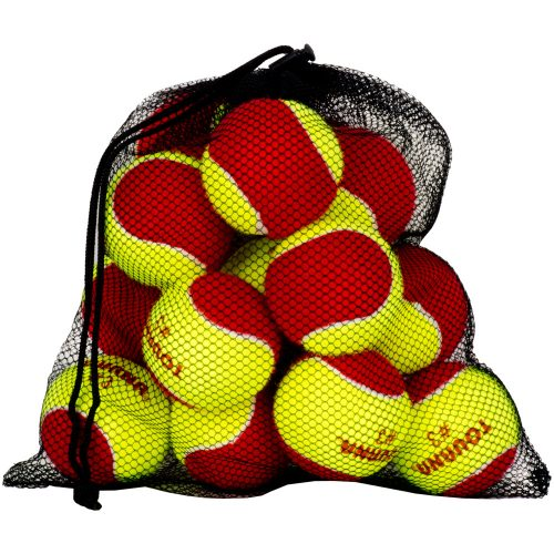 Tourna Stage 3 Red 18 Pack: Tourna Tennis Balls