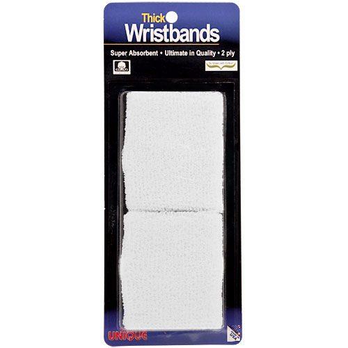 Tourna Thick Wristbands: Tourna Sweat Bands