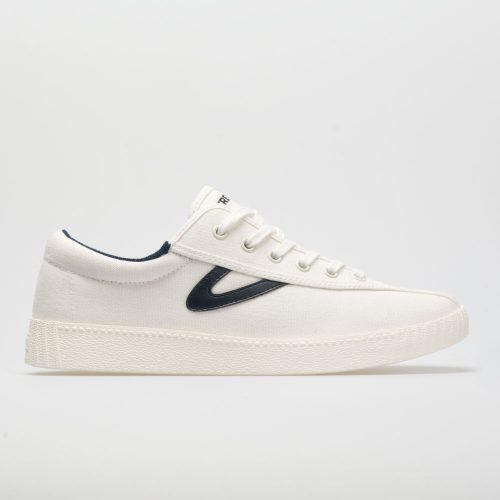 Tretorn Nylite Canvas: Tretorn Men's Tennis Shoes White/Navy