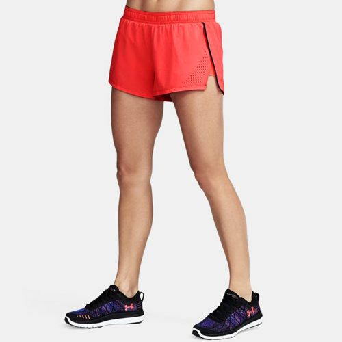 Under Armour Accelerate Split Short: Under Armour Women's Running Apparel