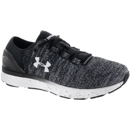Under Armour Charged Bandit 3: Under Armour Women's Running Shoes Black/White