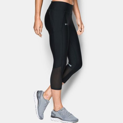 Under Armour Fly-By Capri: Under Armour Women's Running Apparel