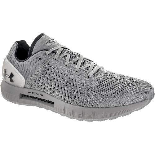Under Armour HOVR Sonic NC: Under Armour Men's Running Shoes Steel/White/Anthracite